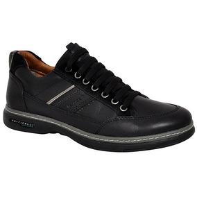2bc4c6c2f3c Sapatênis Ferricelli Nº 46 Preto Cinza Masculino - Sapatos no ...