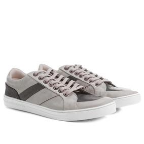 88a3ce703fe Sapatênis Calvin Klein Baixo Lona - Calçados