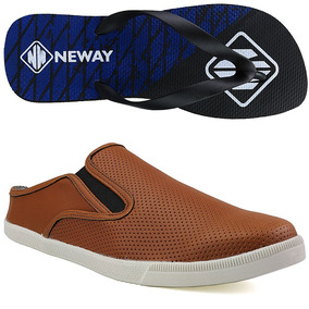 e97594ebc Babuche Mormaii Masculino - Sapatos Marrom no Mercado Livre Brasil