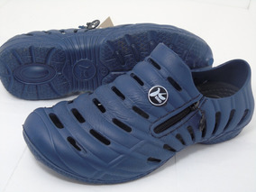 15d5f6737b Sapatênis Tênis Kemo Ziper Azul Marinho no Mercado Livre Brasil
