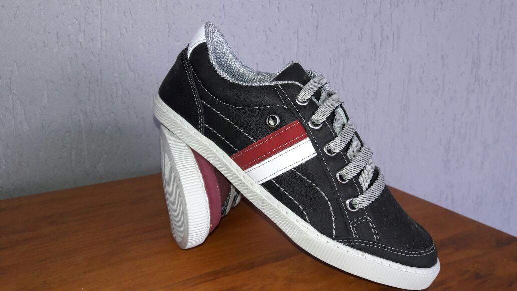 cbfca225371e2 Sapatenis Casual Infantil E Adulto Tenis Masculino Sapato - R$ 44,99 ...