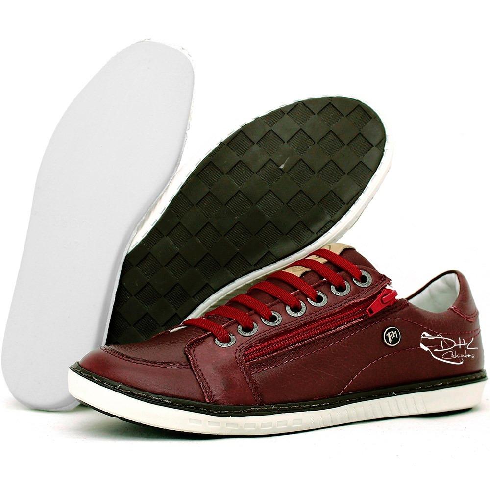 62c8a35497 sapatenis masculino social side couro moda preço promoção. Carregando zoom.