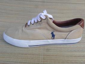 699e8153fd Sapatênis Polo Ralph Lauren Tamanho 45 - Calçados, Roupas e Bolsas com o  Melhores Preços no Mercado Livre Brasil
