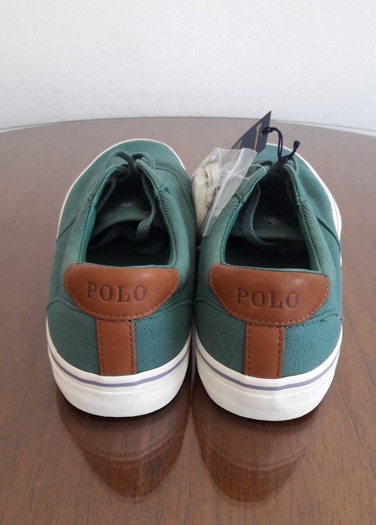 Sapatenis Polo Ralph Lauren f935f53ca90