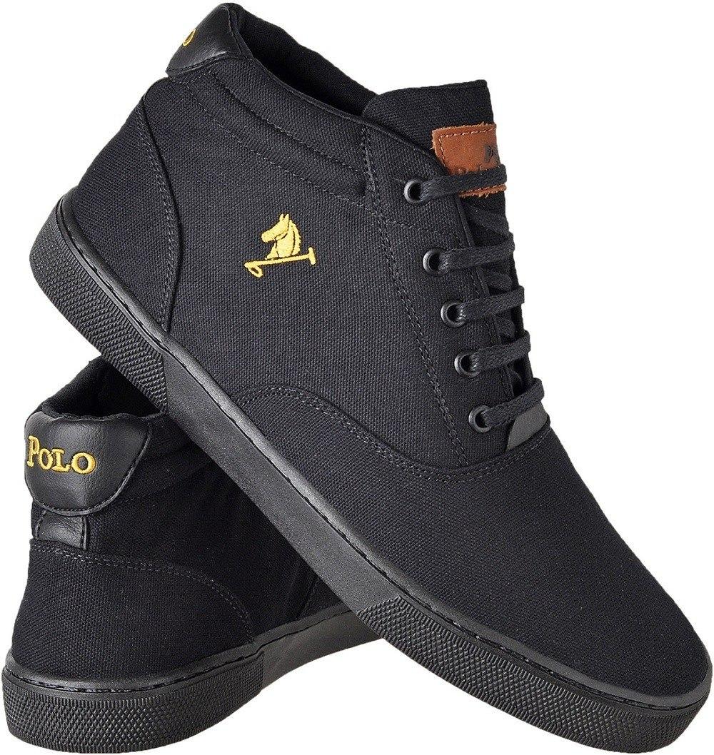 c59b303d2bf76 sapatenis tenis calçados masculino na promocao da polo joy. Carregando zoom.