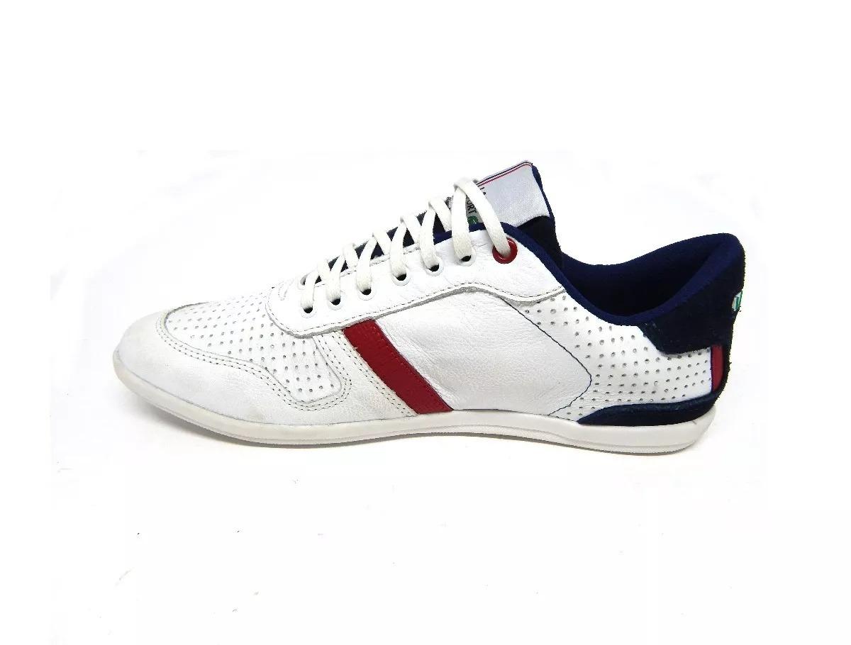 e5565813320 sapatenis tenis lacoste masculino em couro casual promoção. Carregando zoom.