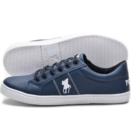 sapatenis tenis polo masculino outlet franca