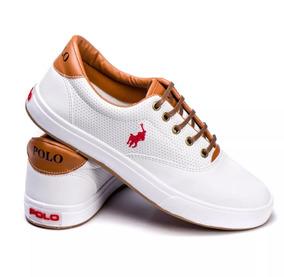 6bdc7a64c7 Tenis Polo Ralph Lauren Feminino - Calçados, Roupas e Bolsas com o Melhores  Preços no Mercado Livre Brasil