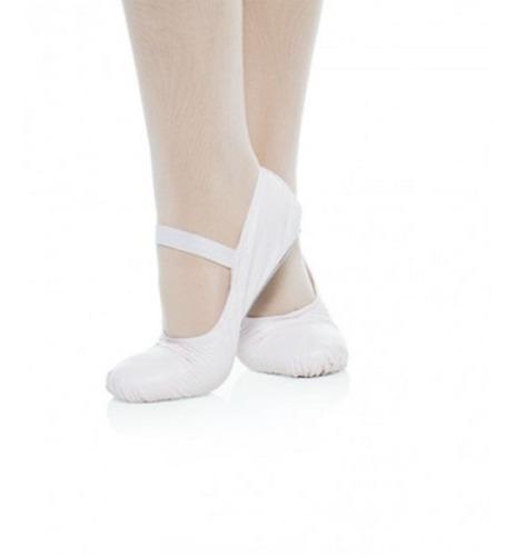 sapatilha 1/2 ponta dança ballet - sintética - korino