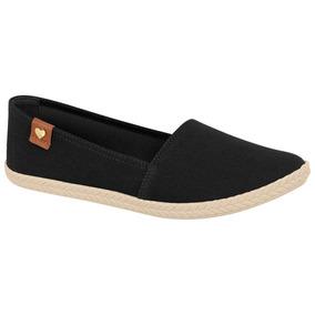 288677aabe Alpargata Moleca 5287110 Feminino Sapatilhas - Sapatos no Mercado ...