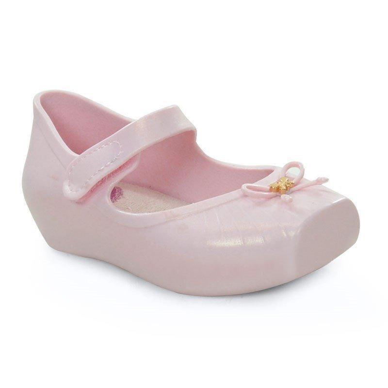 new product b73b1 88e7b Sapatilha Baby Zaxy Ballerina Rosa - 17065