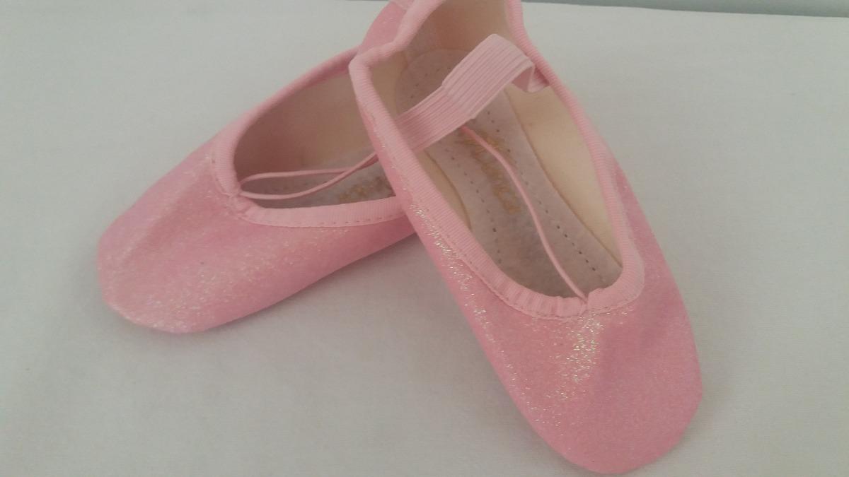 23183bd2d7 sapatilha ballet dança glitter rosa só dança. Carregando zoom.