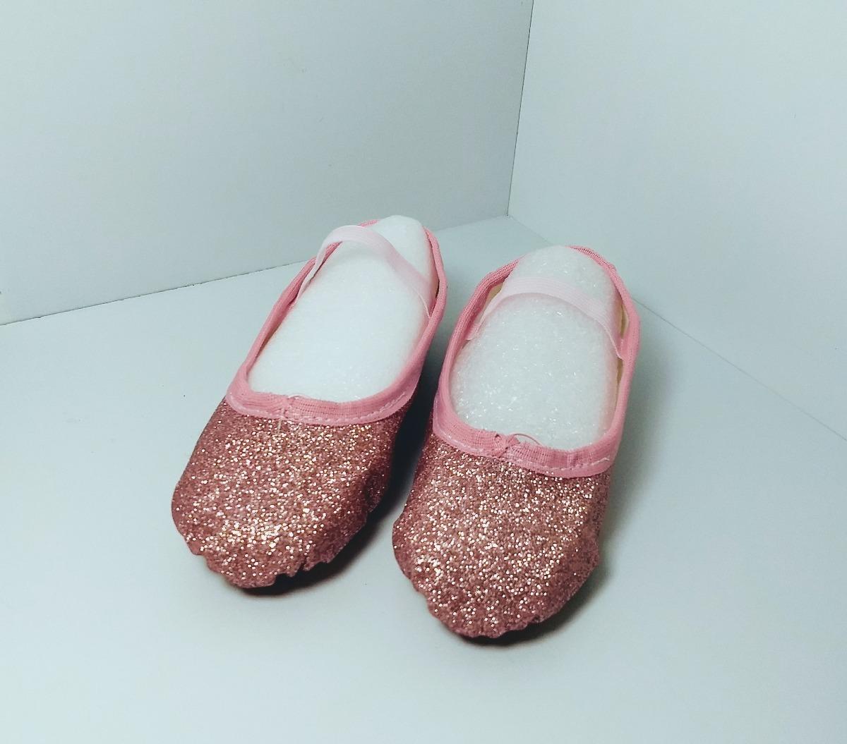 be3b67141c sapatilha ballet glitter infantil ou adulto balé rosa. Carregando zoom.