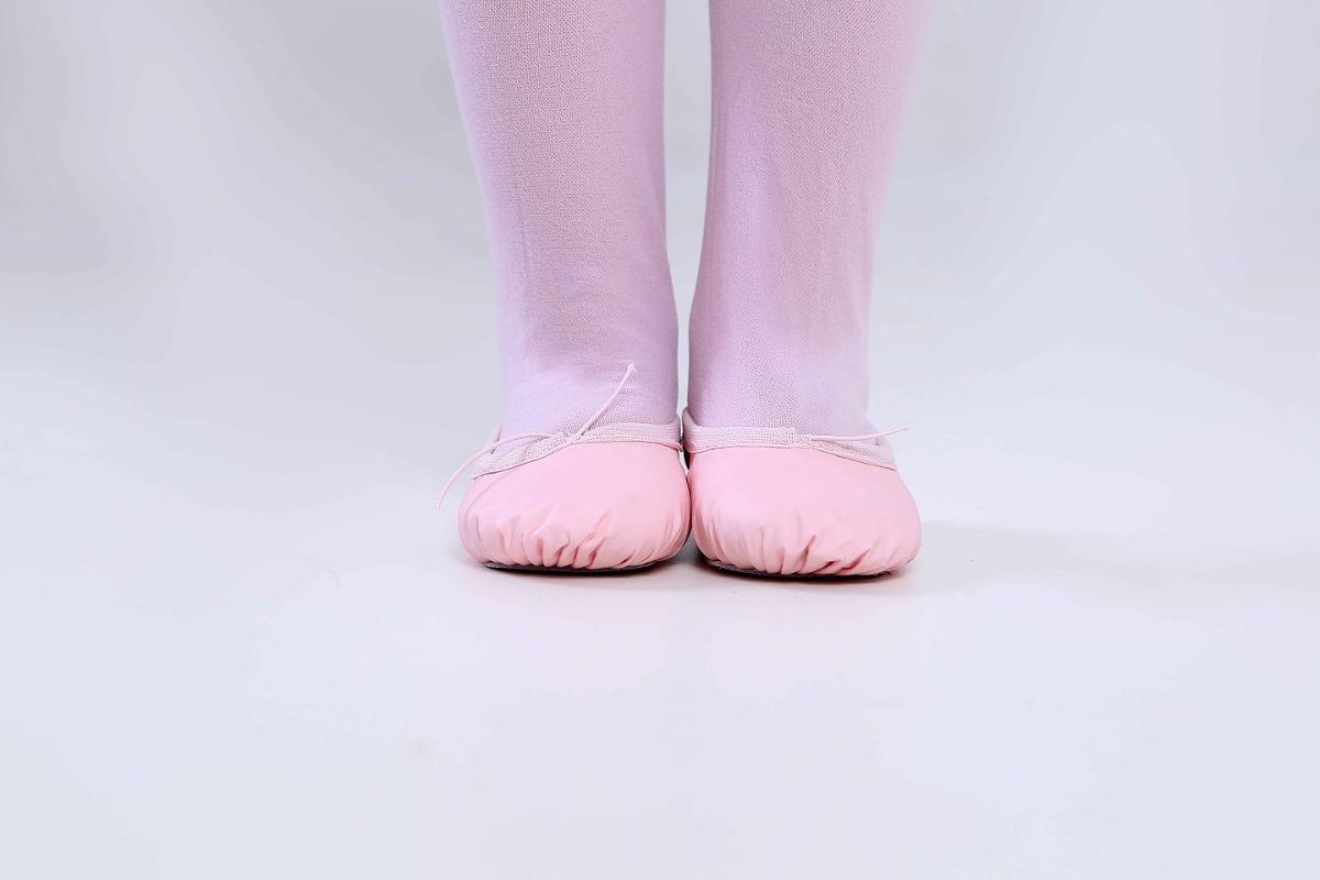 ea9a43686c Sapatilha Ballet Infantil Rosa - R  29