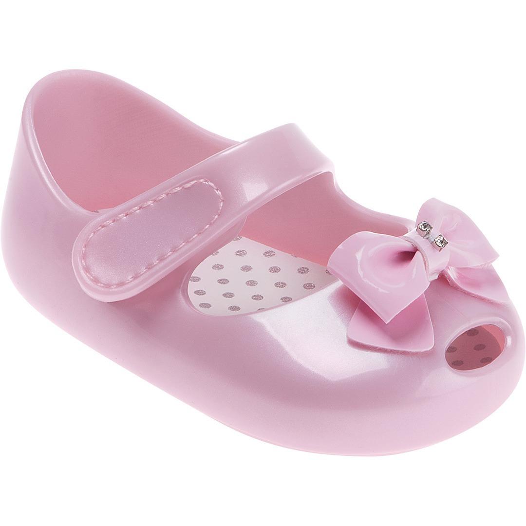 2eab558ee0 sapatilha bebê pimpolho rosa. Carregando zoom.