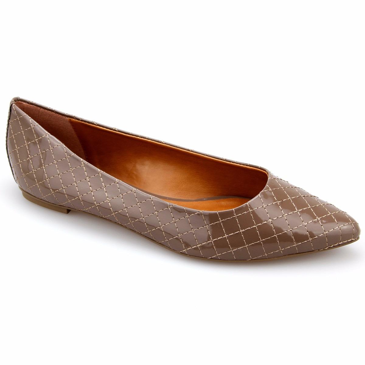ccaa6317347 sapatilha bico fino verniz super confortável preço especial. Carregando  zoom.