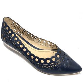 17b2304755 Sapatilha Azul Marinho Feminino Sapatilhas Bottero - Calçados ...
