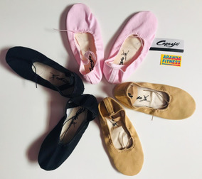 be64a52739 Sapatilha De Jazz Capezio Bege - Sapatos com o Melhores Preços no Mercado  Livre Brasil