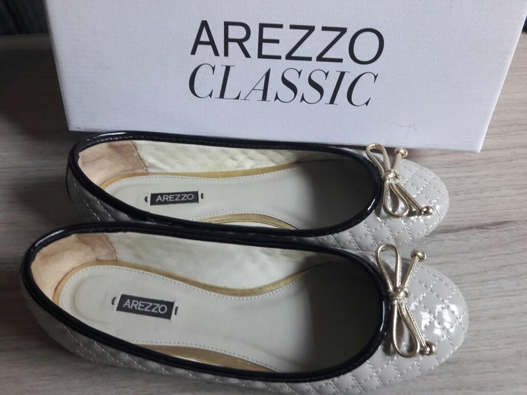 e54da49f7 Sapatilha Classic Arezzo - R$ 96,00 em Mercado Livre