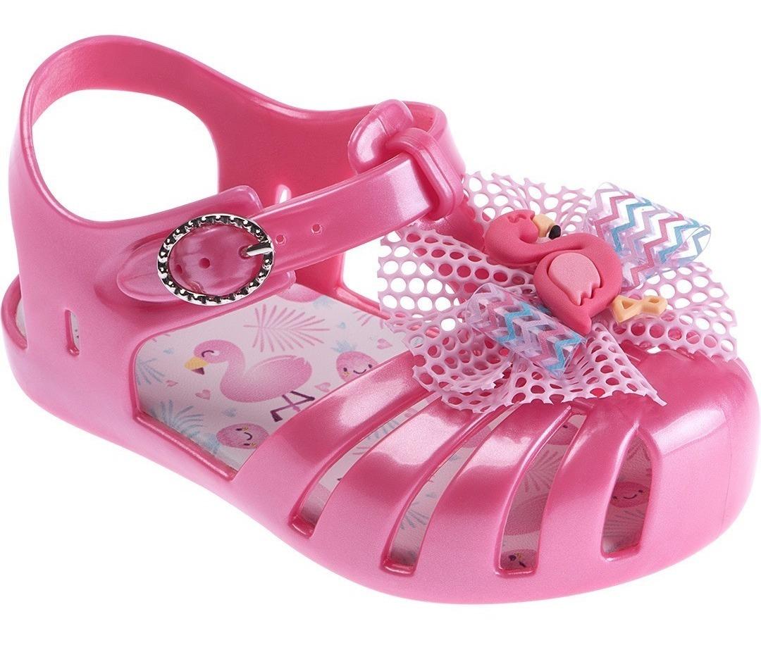 a6dc44128 Sapatilha Colorê Pimpolho Flamingo - R$ 45,99 em Mercado Livre