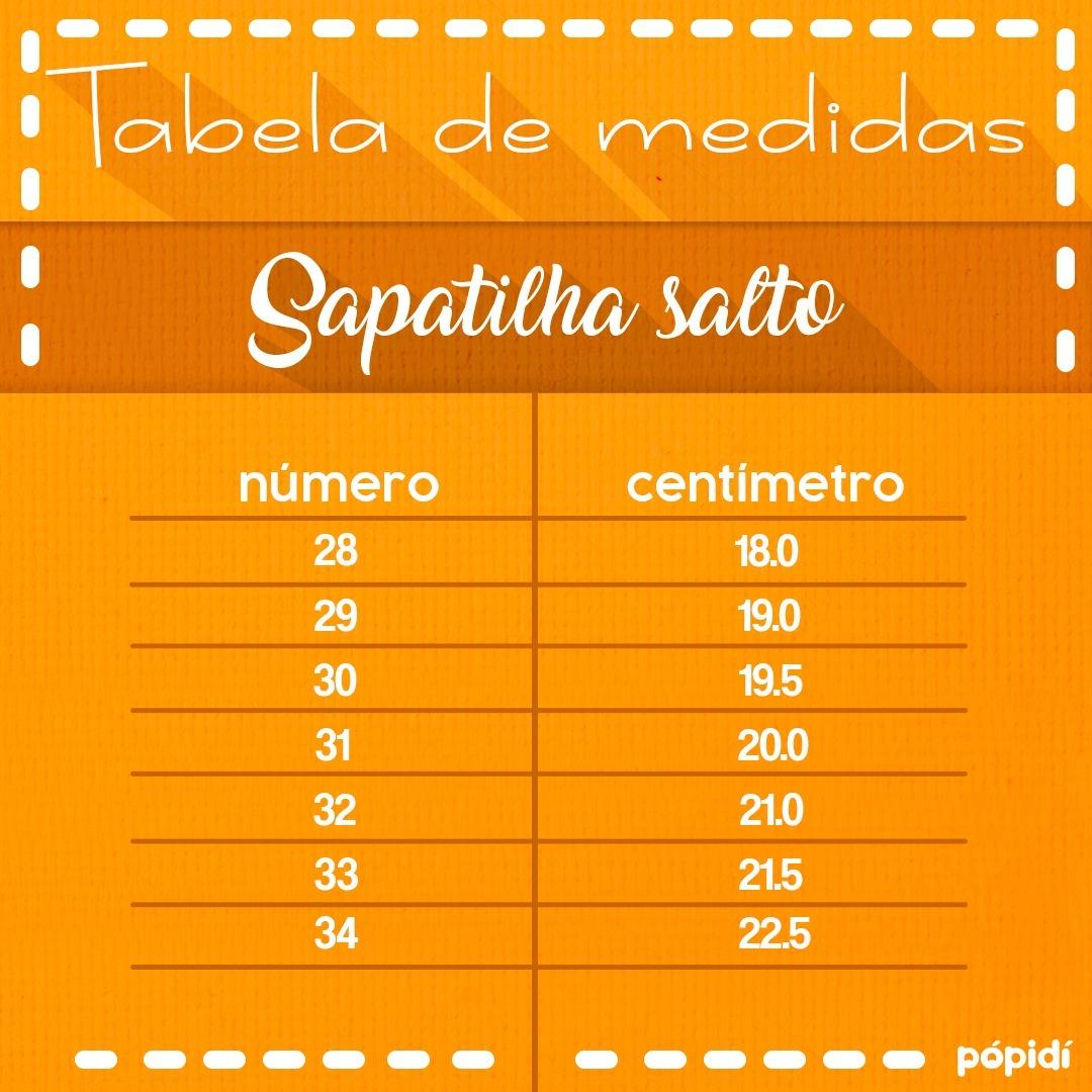 4f95c7a3bf Sapatilha Com Salto Infantil Sapatos Femininos Scarpin 38 - R$ 34,90 ...