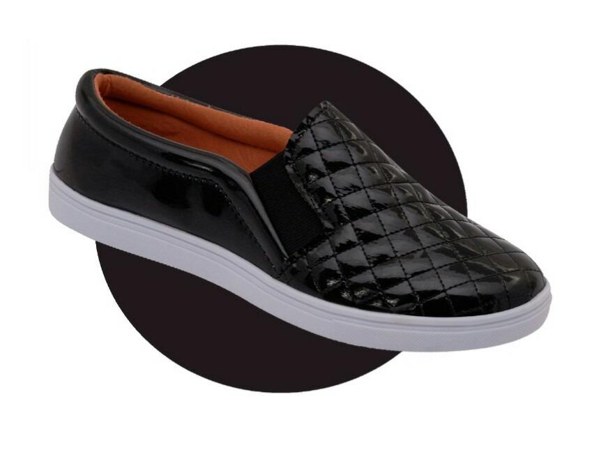922ec80026f Sapatilha Conceito Bico Fino, Luxo - Sapato Feminino
