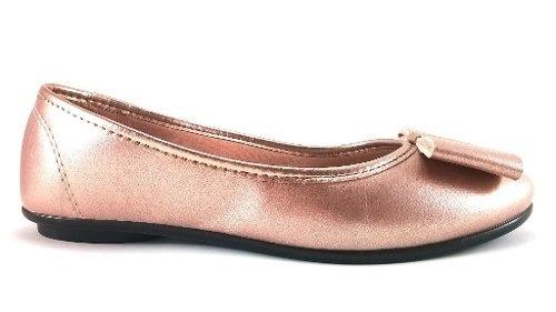 f49b77b3b5 Sapatilha Confort Fem Lace Bronze 100% Vegano - R  33