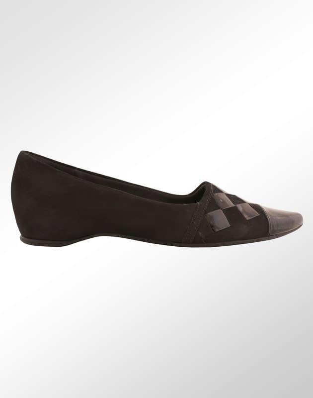 a7d7c20437c sapatilha couro conforto usaflex bico fino feminino-39. Carregando zoom.