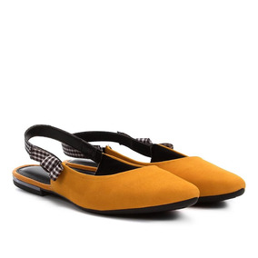 7ac06a0192 Sapato Em Tecido Xadrez Dakota Feminino Sapatilhas - Sapatos no ...