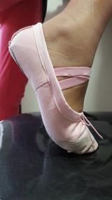 84f01255cd Sapatilha De Bale De Pano Capezio - Sapatos no Mercado Livre Brasil