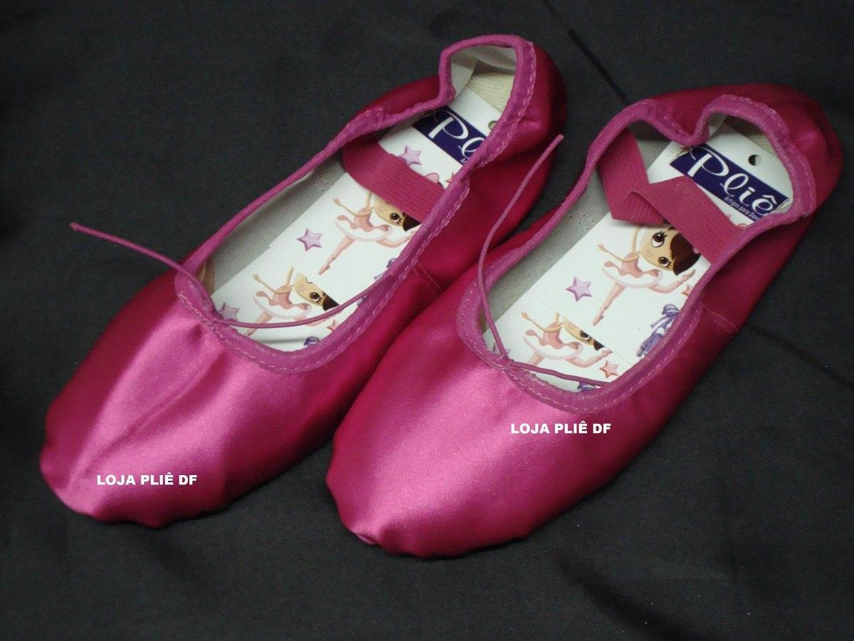 15a4eaece7 sapatilha de ballet pink de cetim meia ponta com 10 pares. Carregando zoom.