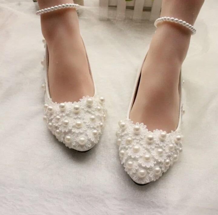Carolina Wedding Shoe