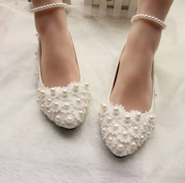Flat Shoes Carolina Herrera