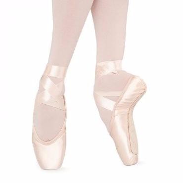 57b6367b4a Sapatilha De Ponta Ballet Bloch Aspiration - Importada - R  270
