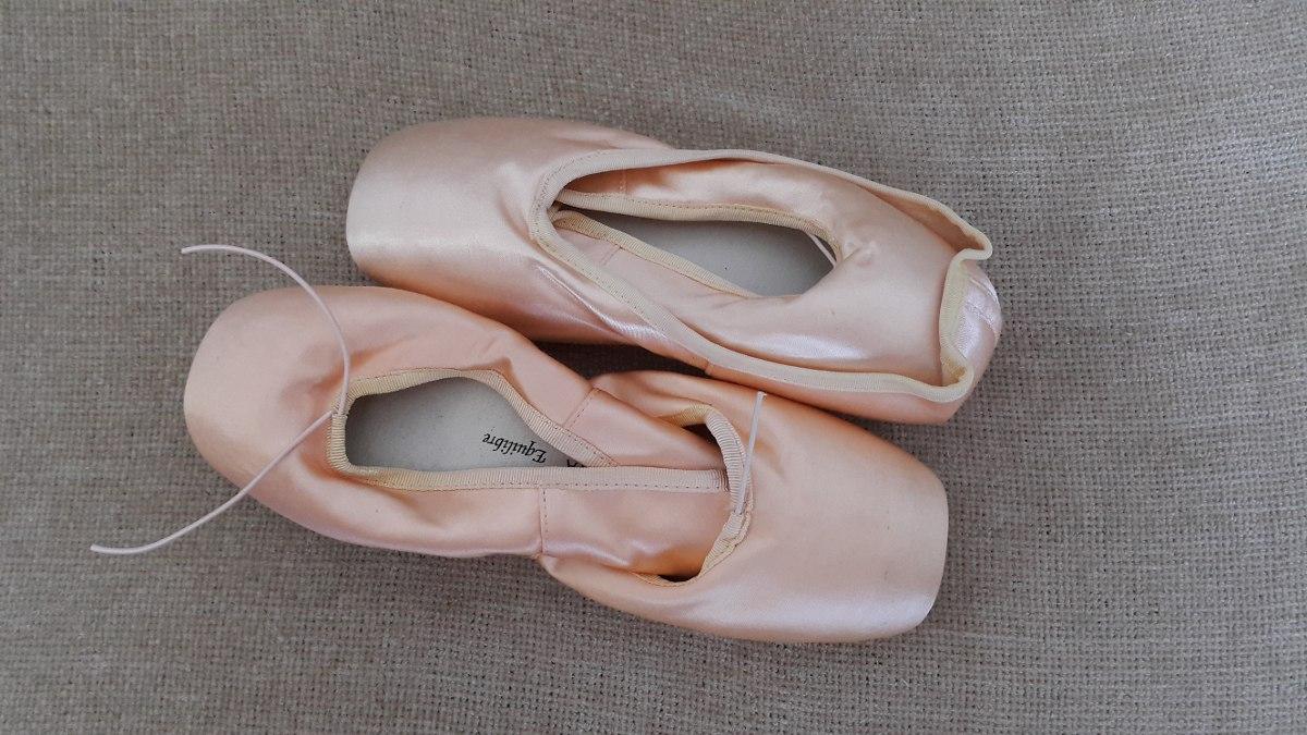 91d868dbf9 sapatilha de ponta só dança- equilibre 8.5 r - ballet. Carregando zoom.