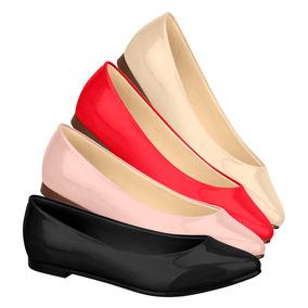 fc67feb23d Sapatilha Vermelha Feminino Sapatilhas - Sapatos com o Melhores Preços no  Mercado Livre Brasil