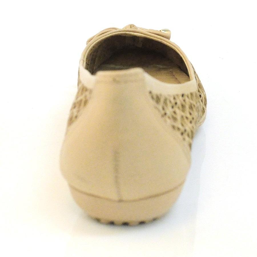 cd6b7a1f8 Sapatilha Em Couro Bottero - 259802 - Vizzent Calçados - R$ 50,00 em ...