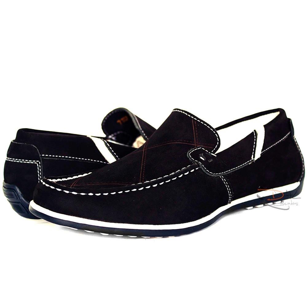 7a3abd55cc sapatilha estilo driver dockside sapato masculino mocassim. Carregando zoom.