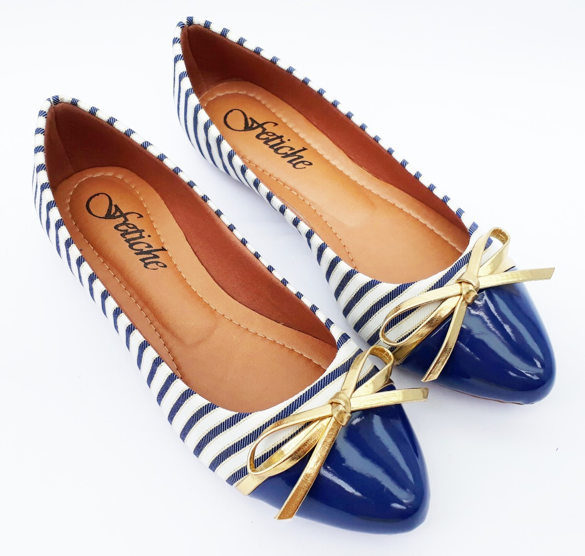 f90ab7b663 sapatilha feminina bico fino verniz laço rasteira sandalia. Carregando zoom.