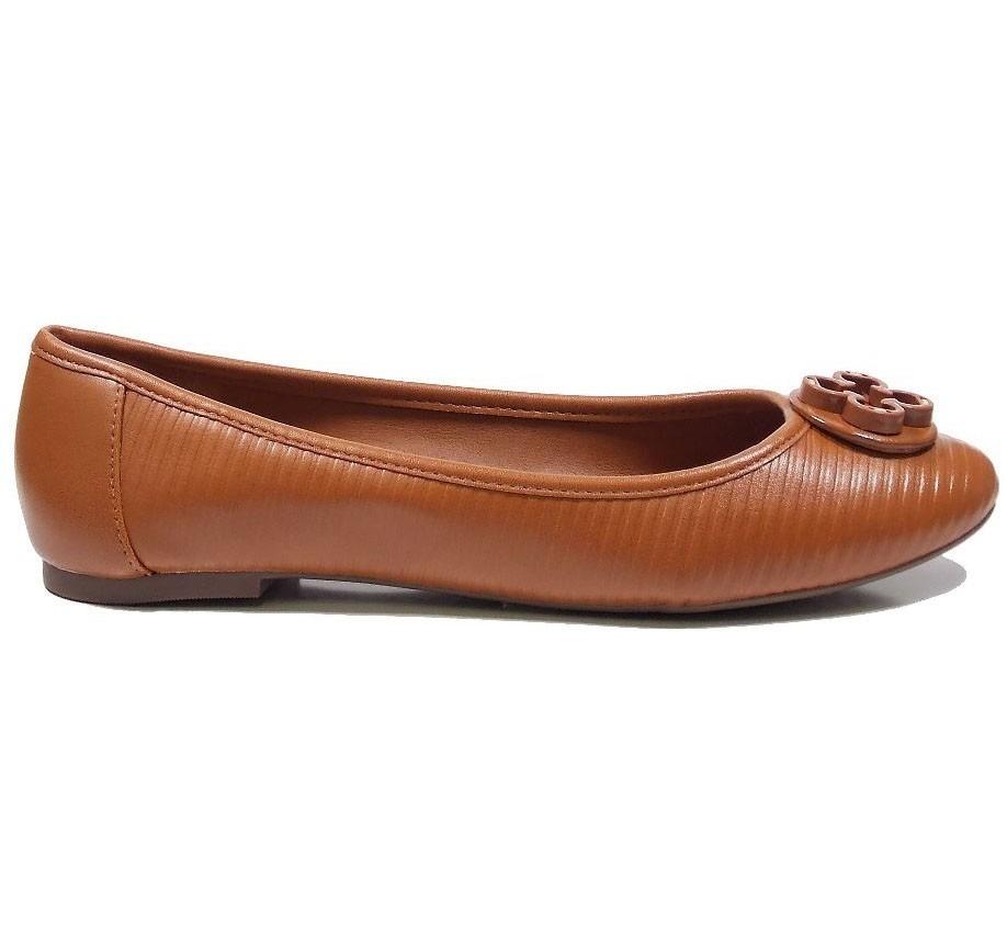 Bolsa Feminina De Couro Capodarte : Sapatilha feminina capodarte couro leg?timo  r