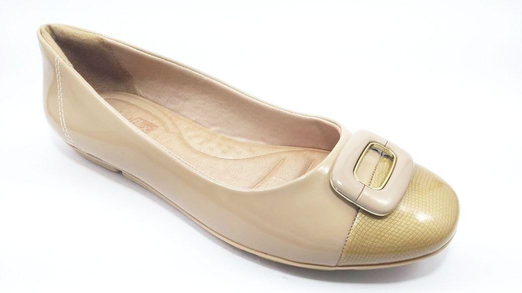 99c0b41dd sapatilha feminina comfortflex 1863303 avelã - promoção. Carregando zoom.