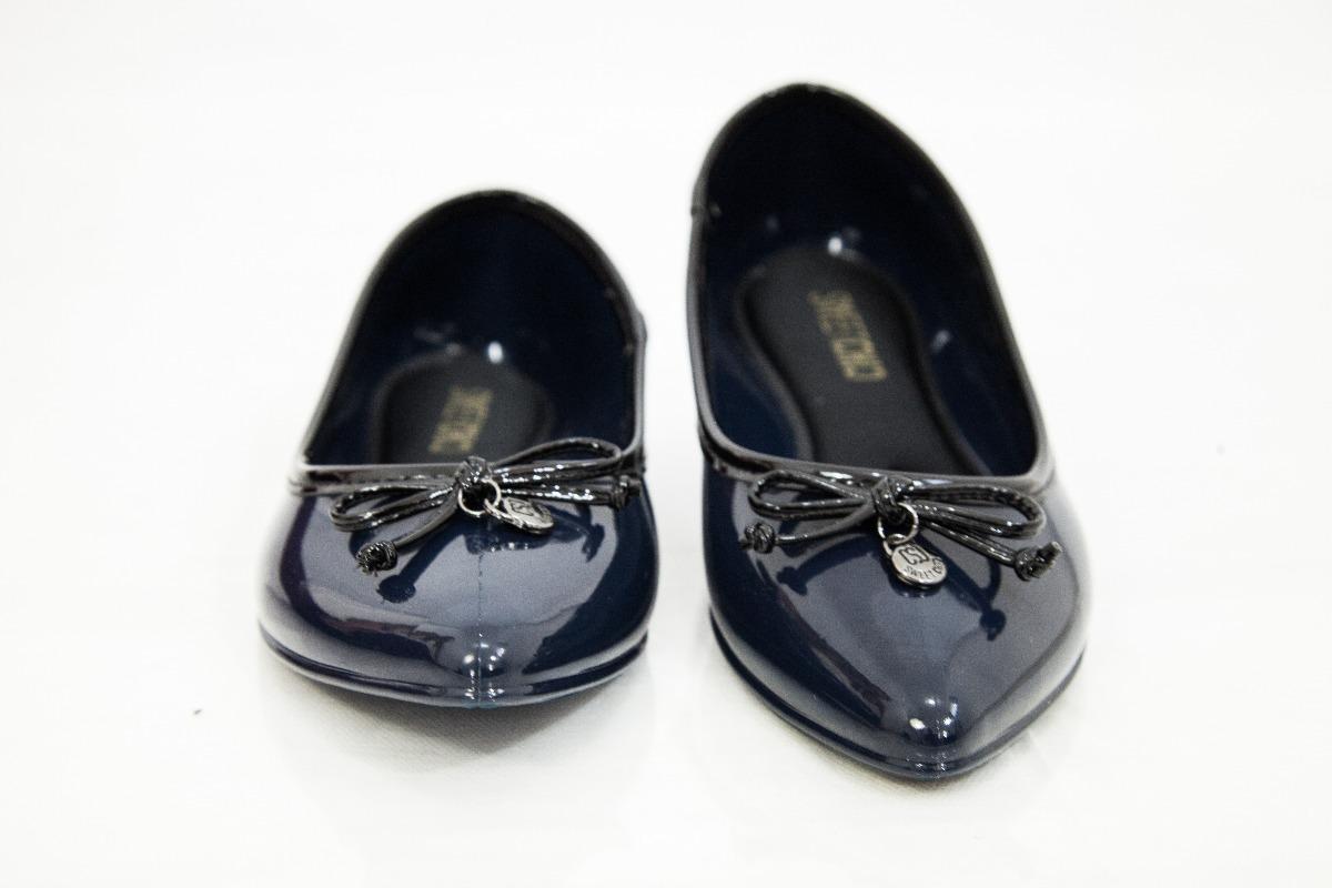 9c4a60ebc sapatilha feminina confort, básica azul marinho - sweet chic. Carregando  zoom.