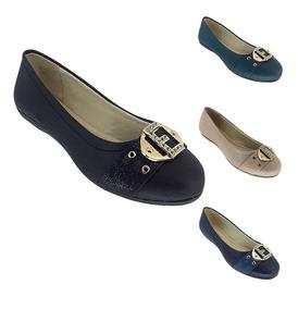 f04d3fd43 Sapatilha Fivela Tornozelo - Sapatos com o Melhores Preços no Mercado Livre  Brasil
