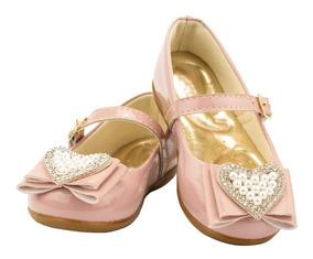 1a3720489 Sapatos Infantil Feminino - Calçados, Roupas e Bolsas com o Melhores Preços  no Mercado Livre Brasil