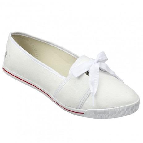 6c22f821ebb6a Sapatilha feminina lacoste branca em mercado livre jpg 462x462 Sapatilhas  femininas lacoste