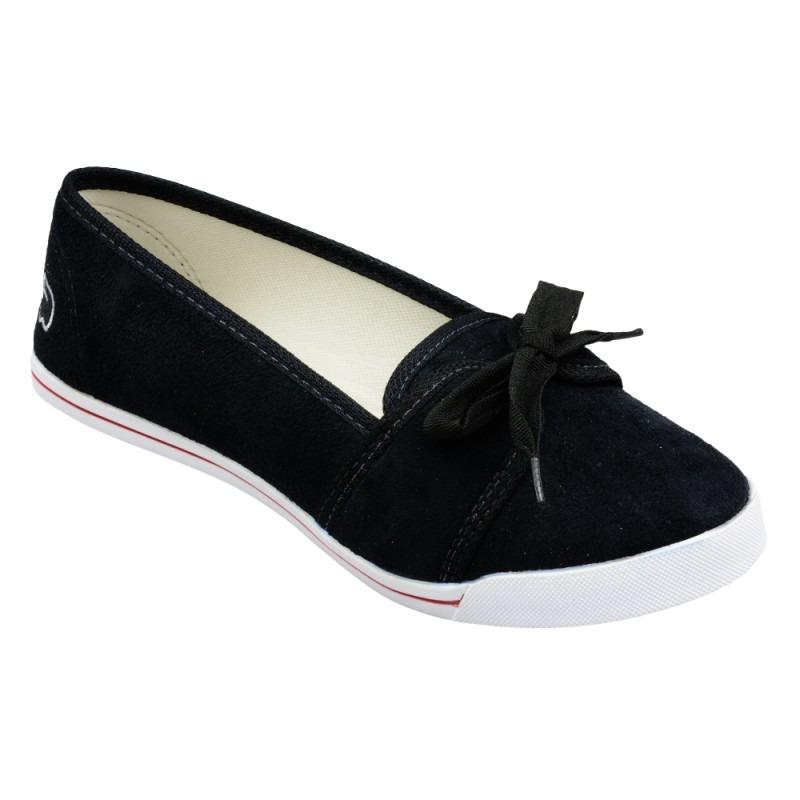 ... Mercado Livre Brasil 90aafd06a51c6a  sapatilha feminina lacoste kit com  2 pares azul e preto. Carregando zoom. a77d443624f3e9 ... 1a5793bc8c