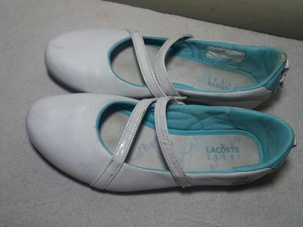 4a1db6a5323ab sapatilha feminina lacoste sport n.37 original. Carregando zoom.
