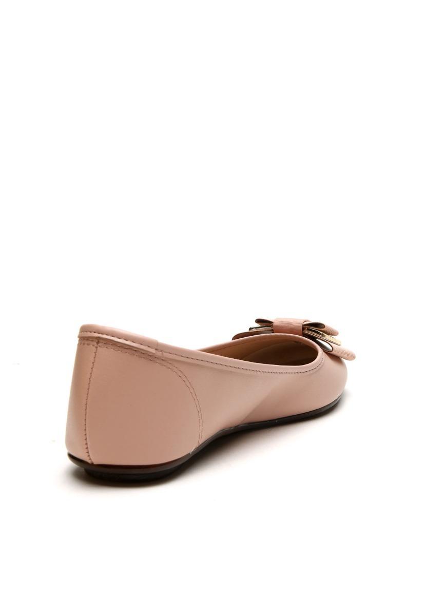 d4fac54143 sapatilha feminina moleca 5642.101 laço rosa pronta entrega. Carregando zoom .
