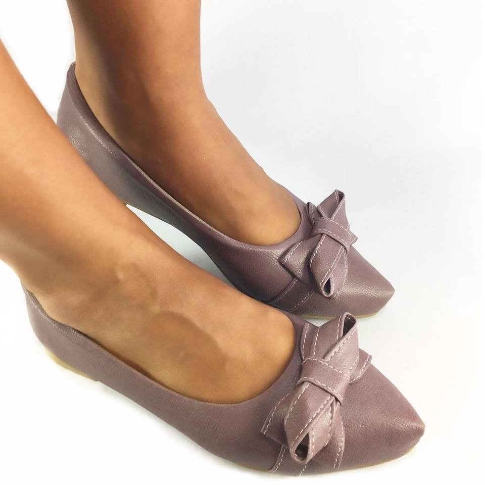 e62fbab991 sapatilha feminina rasteira lilás açai linda promoção frete. Carregando  zoom.