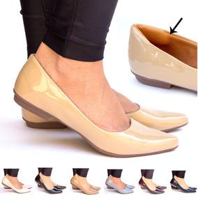 d7ca920c2a Forma Sapatilha Bico Fino - Sapatos no Mercado Livre Brasil